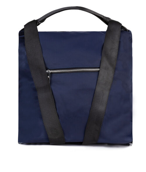 דגם טורקיז: תיק גב עשוי ניילון