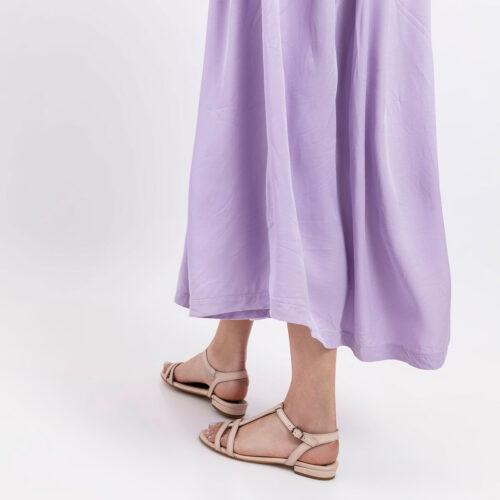 דגם אלון- סנדלים שטוחים עם רצועת טי