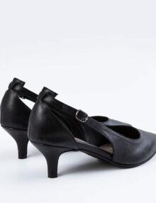 דגם וינונה- נעלי עקב עם מפתח בצדדים