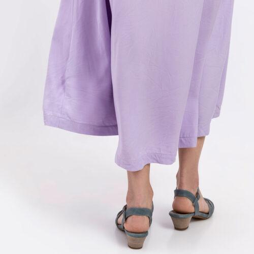 דגם לורן- סנדלי עקב קטן ורצועות משלובות