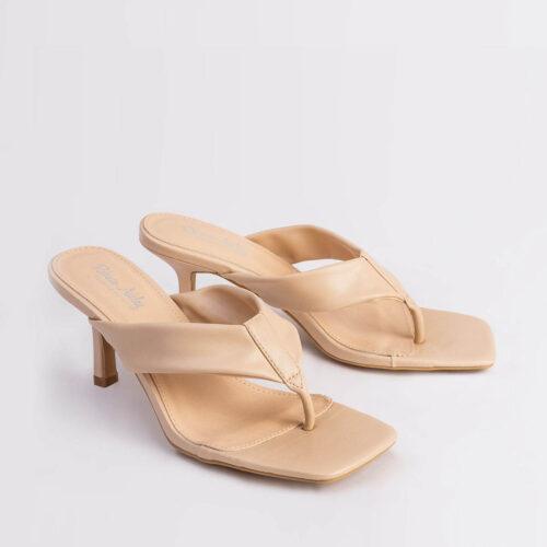 בלעדי לאתר: דגם ג'אני- נעלי אצבע קלאסיות על עקב