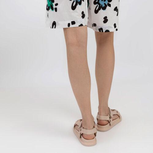 בלעדי לאתר: דגם איילין- סנדלים עם רצועות סקוצ'ים