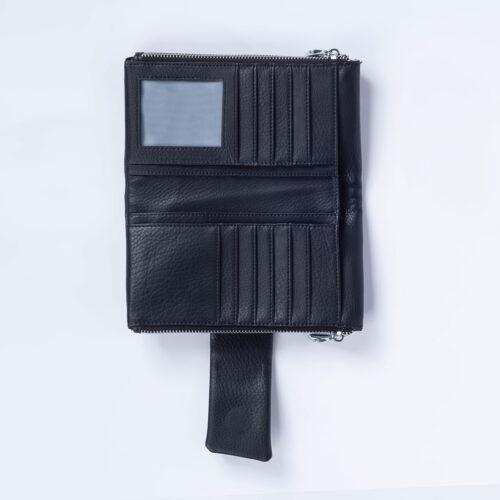 דגם שושן- ארנק עם סגירה קדמית