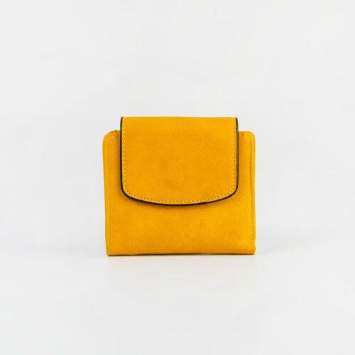 דגם פלורי- ארנק קטן בסגירת קלאפה