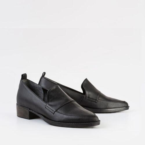 דגם אלכסנדרה - נעלי אוקספורד סליפ און